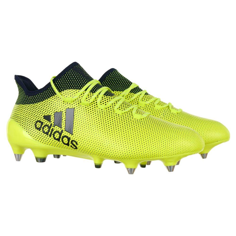 nowy styl życia więcej zdjęć buty na tanie Buty piłkarskie Adidas TechFit X 17.1 SG męskie korki lanki wkręty mixy  meczowe