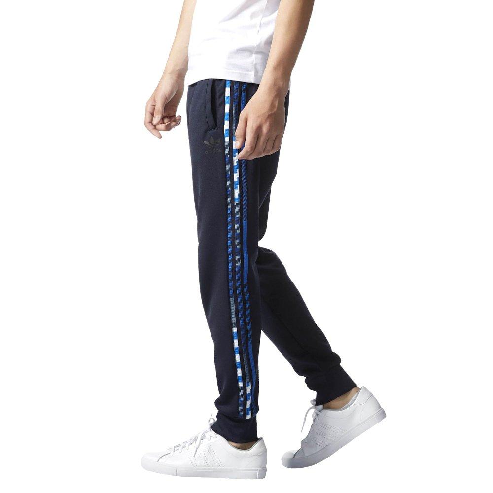 Szczegóły o Spodnie Adidas Originals Essentials męskie dresy dresowe sportowe