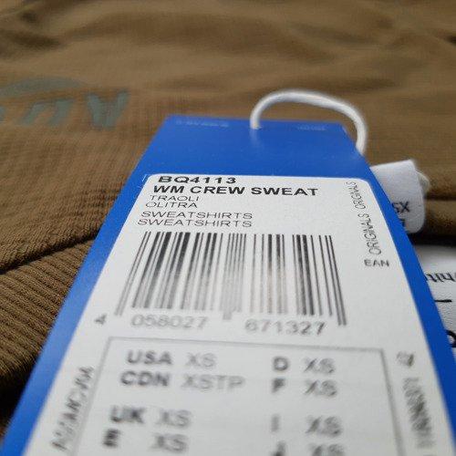 Bluza Adidas Originals White Mountaineering męska dresowa sportowa