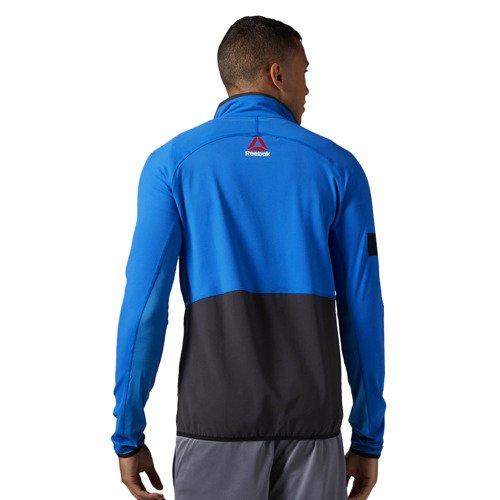 Bluza Reebok One Series Bioknit męska termoaktywna do biegania