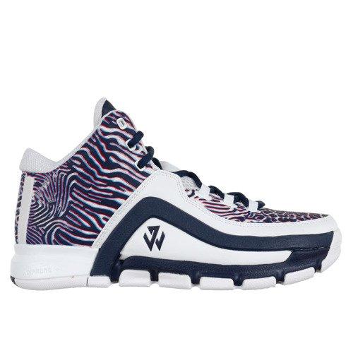 Buty Adidas John Wall 2 męskie sportowe za kostkę do koszykówki na halę