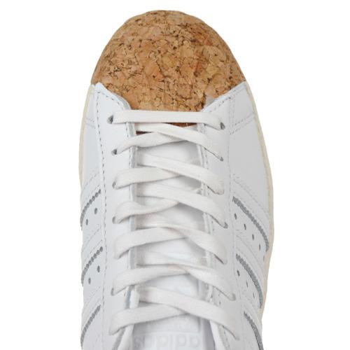Buty Adidas Originals Superstar 80s Cork damskie sportowe trampki skórzane