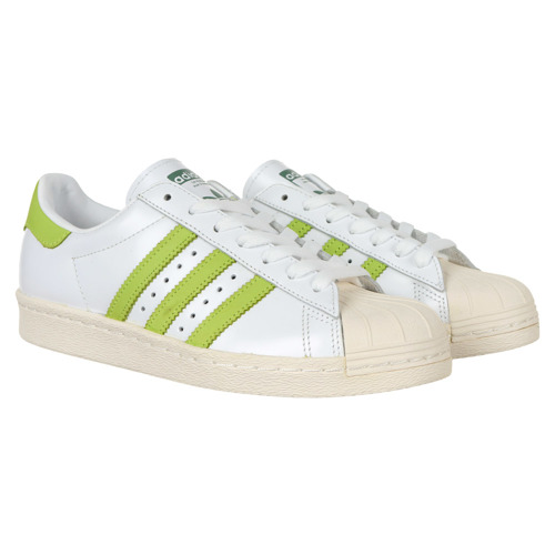 Buty Adidas Originals Superstar 80s męskie sportowe trampki skórzane