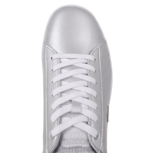 Buty Lacoste Carnaby Evo 118 1 SPW damskie sportowe sneakersy skórzane