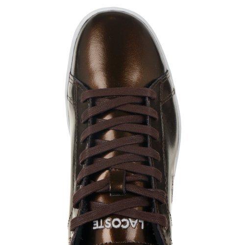 Buty Lacoste Carnaby Evo Prv Spw damskie sportowe sneakersy skórzane