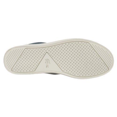 Buty Lacoste Straightset W1 SRW damskie sportowe sneakersy skórzane