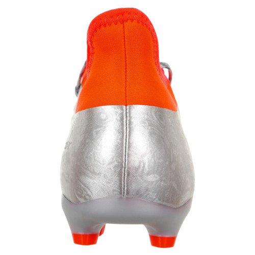 Buty piłkarskie Adidas X 16.2 FG Mercury męskie korki lanki