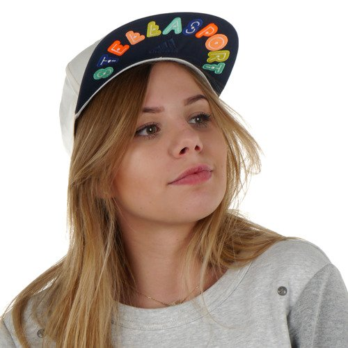Czapka z daszkiem Adidas StellaSport Stella McCartney damska bejsbolówka