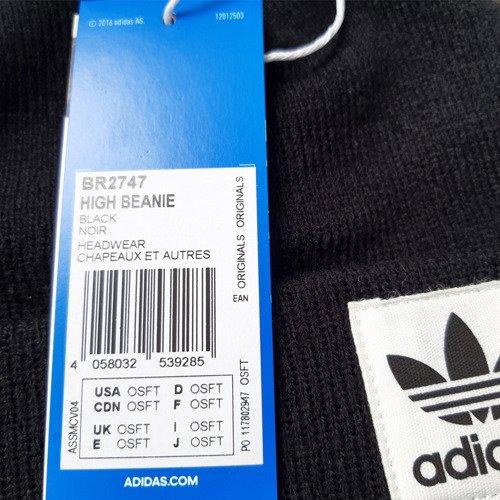 Czapka zimowa Adidas Originals Logo Beanie dziecięca sportowa