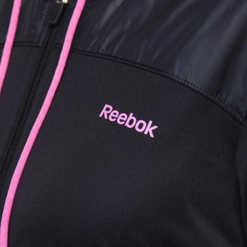 Komplet dresowy Reebok Performance Poly damski dres sportowy treningowy