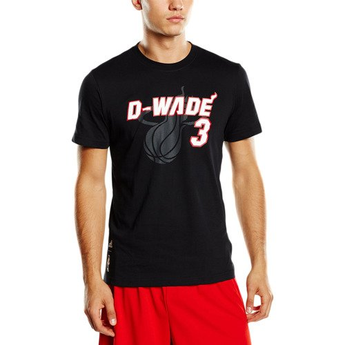 Koszulka Adidas Nickname TEE Dwyane Wade t-shirt męski