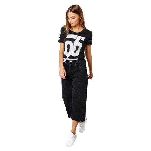 Koszulka Adidas Number damska t-shirt bawełniany sportowy