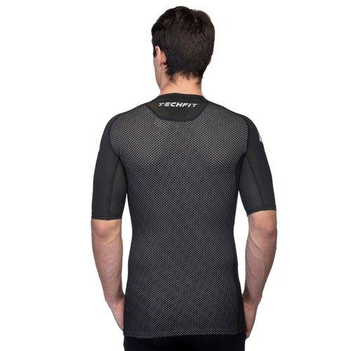 Koszulka Adidas TechFit Real Madryt męska kompresyjna termoaktywna