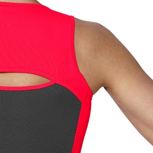 Koszulka Asics W Club Tank damska top sportowy termoaktywny