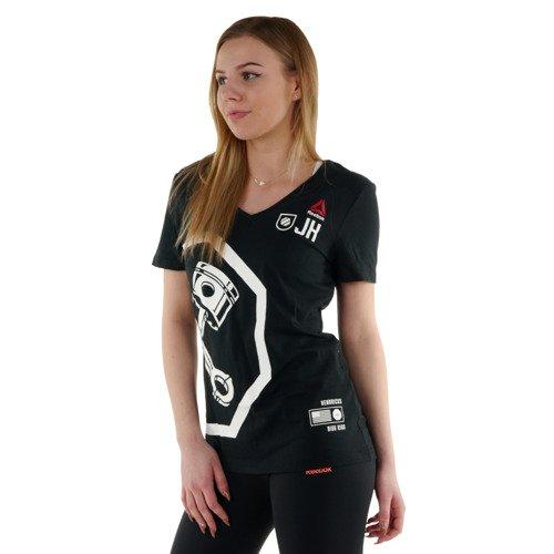 Koszulka Reebok Combat UFC Fan Fighters Hendricks damska t-shirt sportowy