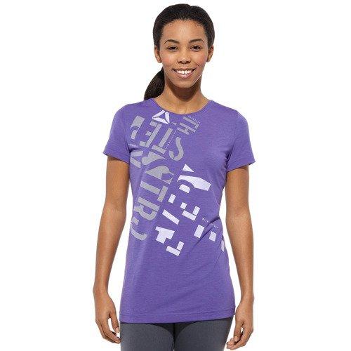 Koszulka Reebok CrossFit bluzka damska sportowa