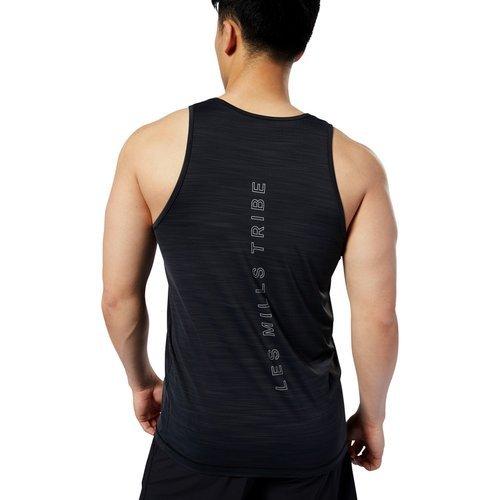 Koszulka Reebok Les Mills ActivChill męska termoaktywna bezrękawnik sportowy