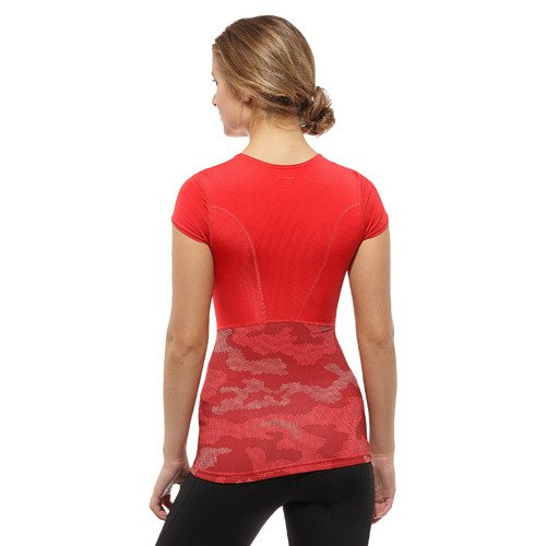 Koszulka Reebok Les Mills BodyPump damska kompresyjna termoaktywna