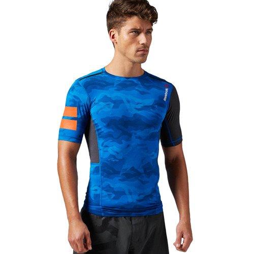 Koszulka Reebok One Series Elite męska kompresyjna termoaktywna