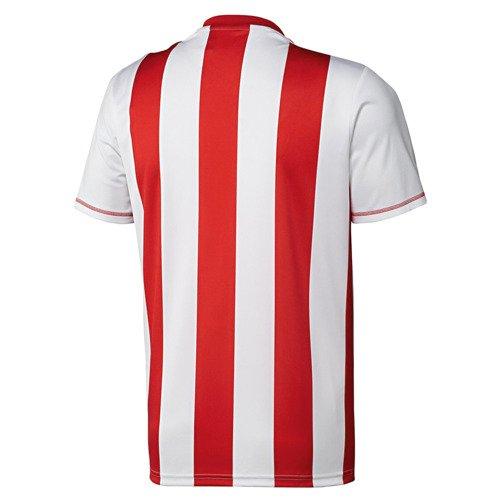 Koszulka piłkarska Adidas FC Olympiakos męska domowa meczowa termoaktywna