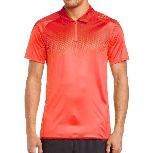 Koszulka polo Adidas adiZero męska t-shirt polówka do tenisa squasha