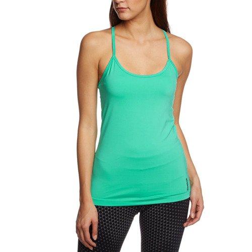 Koszulka sportowa Reebok damska treningowa termoaktywna top