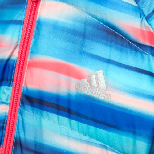 Kurtka Adidas Young SPD zimowa puchowa narciarska