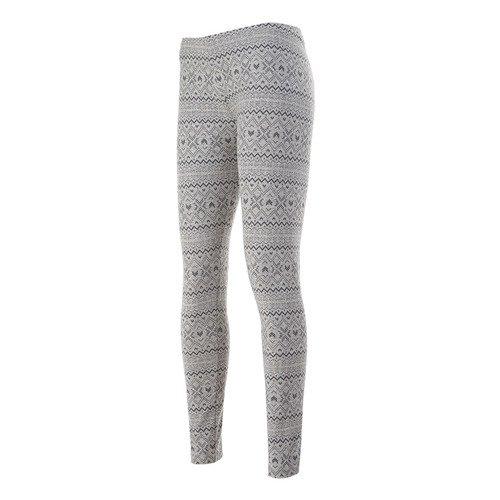 Legginsy Adidas NEO Nordic damskie spodnie getry sportowe