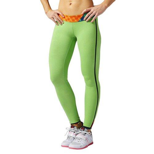 Legginsy Reebok CrossFit Reversable damskie getry termoaktywne treningowe