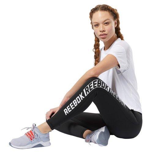 Legginsy Reebok Studio Lux Tight damskie spodnie getry termoaktywne
