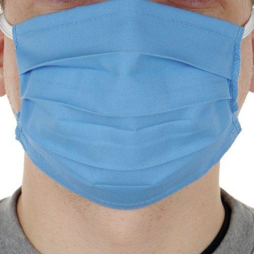 Maseczka ochronna na twarz Skórtex wielorazowego użytku maska medyczna