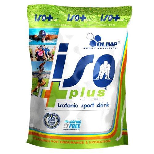 OLIMP Iso Plus w proszku 1505g napój izotoniczny węglowodany
