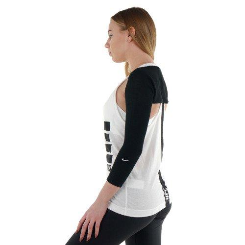 Opaski Nike Yoga Arm Warmer damskie ściągacze rękawki termoaktywne ocieplacze ramion