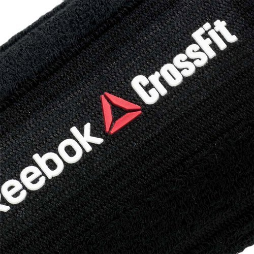 Opaski Reebok CrossFit Wristband na nadgarstek sportowe frotki termoaktywne