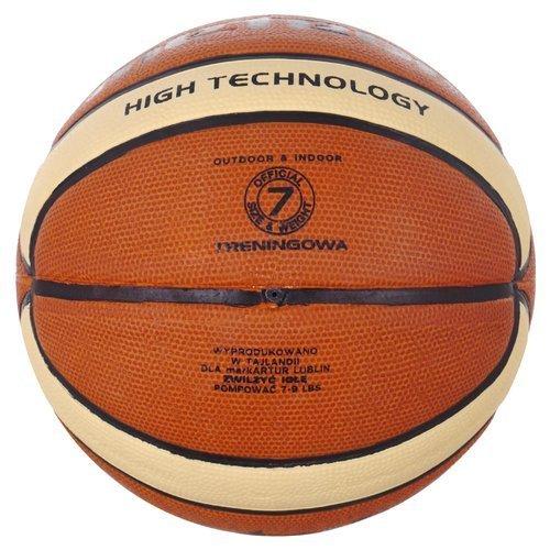 Piłka koszykowa Meteor Cellular 07000 FIBA treningowa do koszykówki