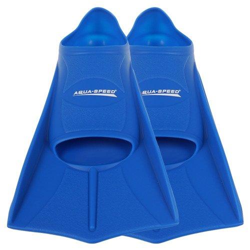 Płetwy Aqua-Speed unisex krótkie basenowe pływackie treningowe do pływania