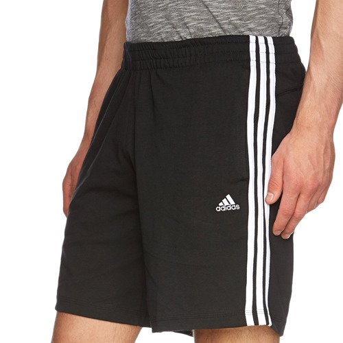 Spodenki Adidas Essentials 3S dziecięce piłkarskie sportowe na w-f