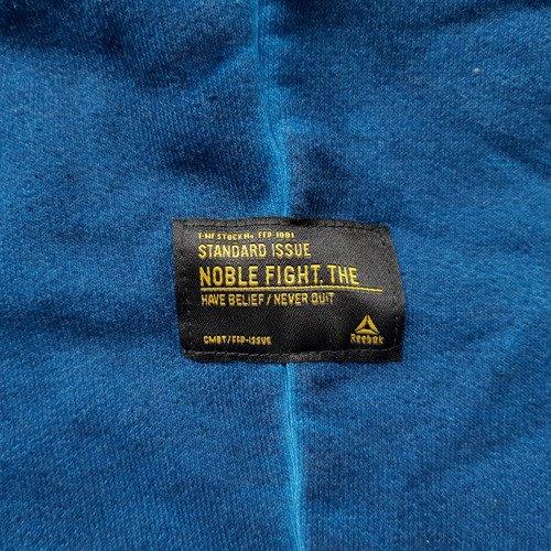 Spodenki Reebok Combat Noble Fight Washed męskie sportowe