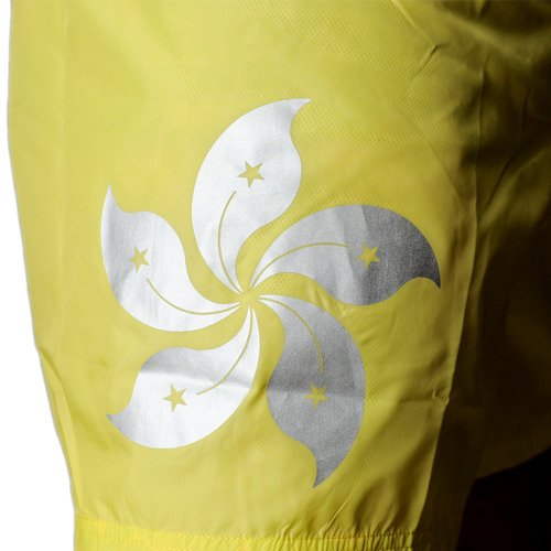 Spodenki Reebok Flower Boxer męskie szorty kąpielowe sportowe
