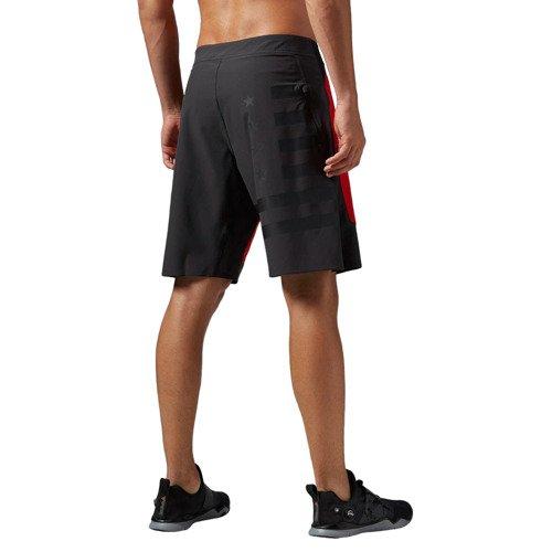 Spodenki Reebok One Series Cordura Strength męskie sportowe termoaktywne