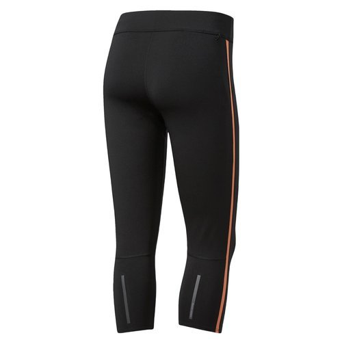 Spodnie 3/4 Adidas Response Tight damskie legginsy sportowe getry termoaktywne