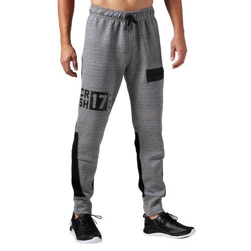 Spodnie Reebok One Series Quick Cotton Fleece męskie dresowe sportowe